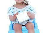 Trẻ bị tiêu chảy do uống kháng sinh